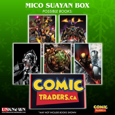 ARTIST BUNDLE MICO SAUYAN VIRGIN 5 PACK (11/11/2020)