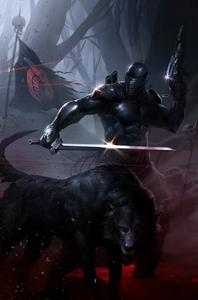 SNAKE EYES DEADGAME #5 (OF 5) UNKNOWN COMICS FRANCESCO MATTINA EXCLUSIVE VIRGIN VAR (03/31/2021) DELAYED (04/07/21) SHIP DATE (04/21/21)