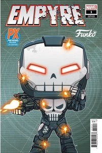 EMPYRE #1 (OF 6) PX PREVIEWS FUNKO VAR BACKISSUE