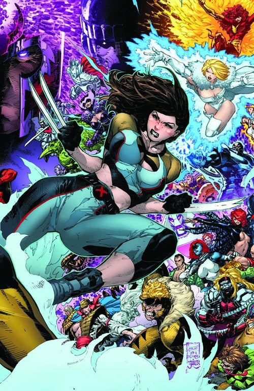 X-23 #5 UNKNOWN COMICS VIRGIN EXCLUSIVE BACKISSUE