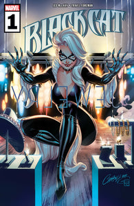 BLACK CAT #1 CVR A BACKISSUE