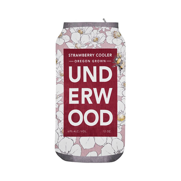 Underwood Strawberry Cooler Beach Towel