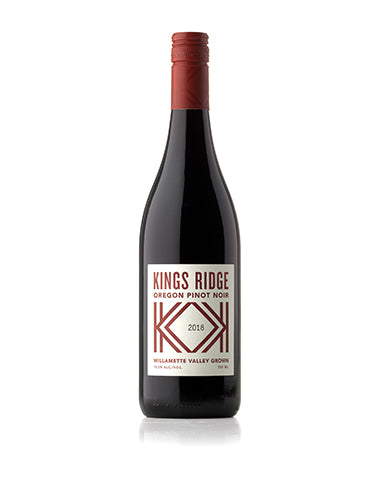 2018 KINGS RIDGE PINOT NOIR