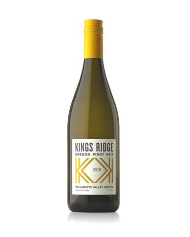 2019 KINGS RIDGE PINOT GRIS