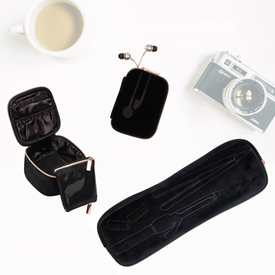 Velour Travel Essentials Bundle