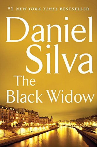 THE BLACK WIDOW (GABRIEL ALLON) by Daniel Silva