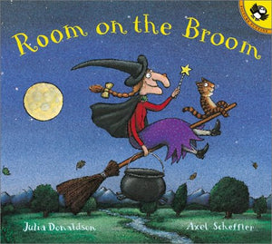 ROOM ON THE BROOM (New Softcover)