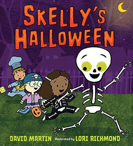 SKELLY'S HALLOWEEN by David Martin