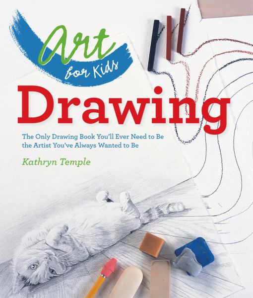ART FOR KIDS: DRAWING (Remainder Softcover)