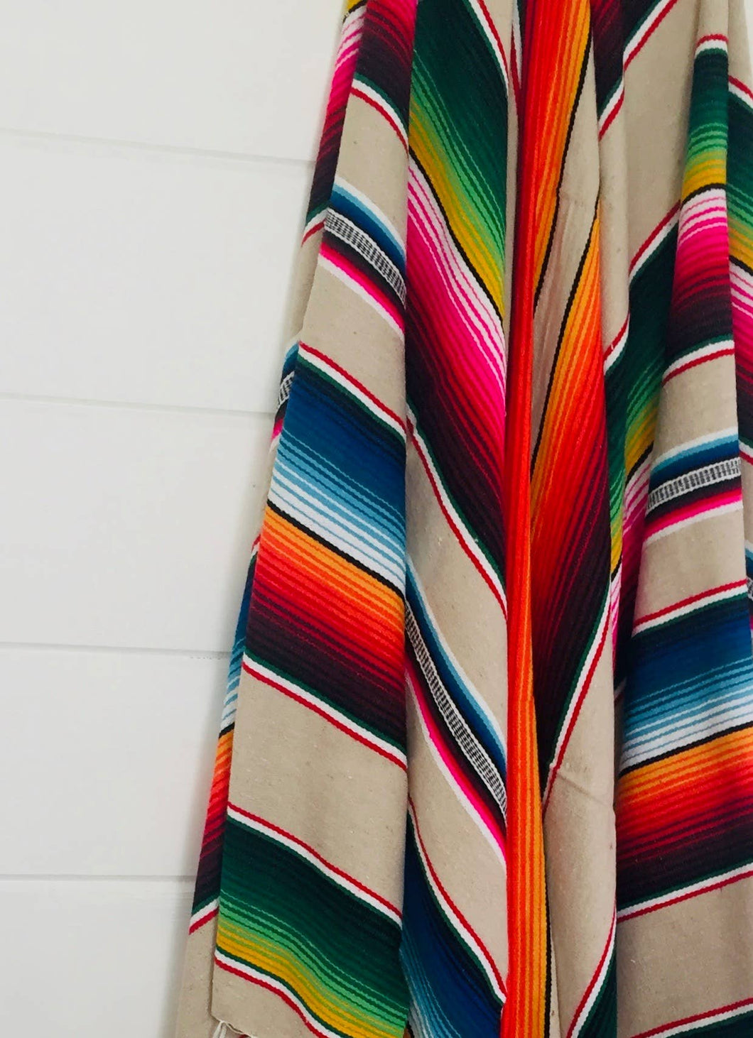 Baja Shores Adventure Throw Blanket