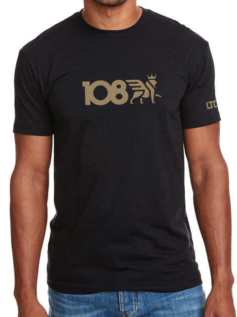 108 BEAST Short Sleeve T-Shirt w/ LTD logo