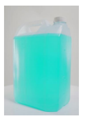 5 Litre Sanitizer Container: