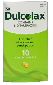 Dulcolax Tablets (10)