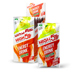 Energy Drink with Protein