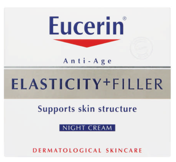 Eucerin Elasticity+ Filler Night Care