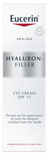 Eucerin Hyaluron-Filler Eye Cream 15ml
