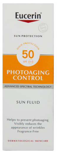 Eucerin Sun SPF50 Photoaging Control Fluid 50ml