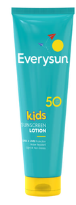 Everysun Kids SPF50 Sunscreen Lotion