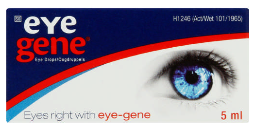 Eye Gene Eye Drops 5ml