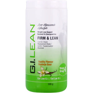 G.I Lean Weight Loss Support Firm & Lean Snack Replacement Shake