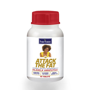 Herbex Attack The Fat Tablets  40s