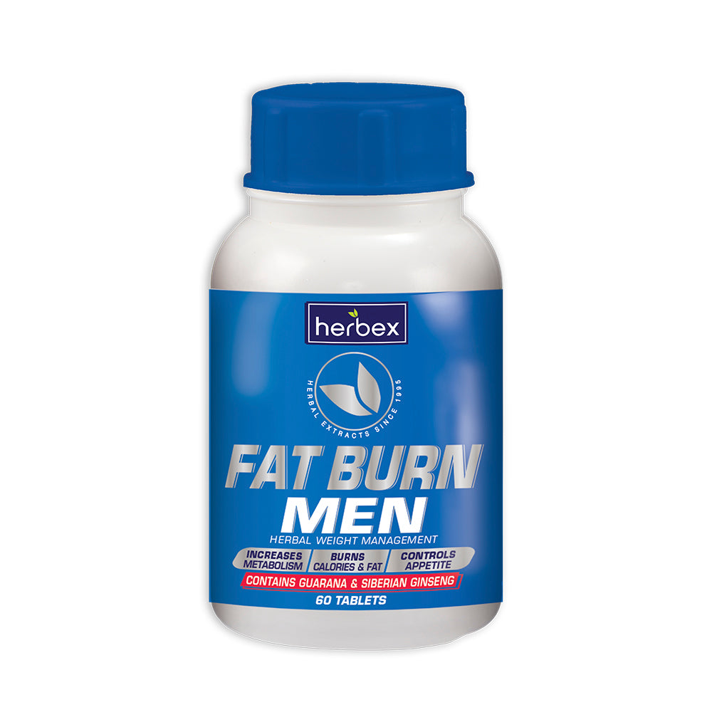 Herbex Fat Burn Tablets For Men