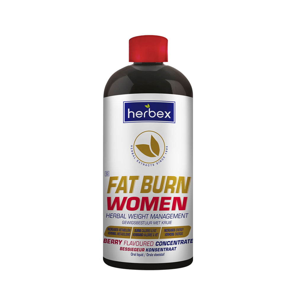 Herbex Fat Burn Concentrate 400 ml – Berry