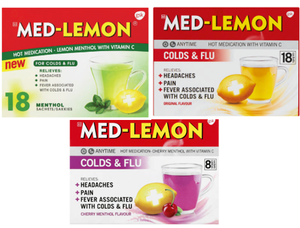 Med-Lemon Hot Medication