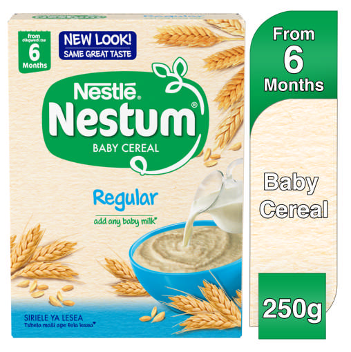 Nestle Nestum Baby Cereal Regular 250g