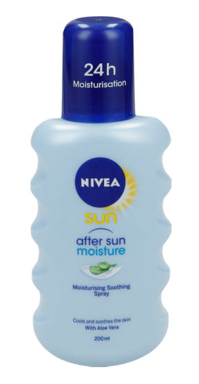 Nivea After Sun Moisture Spray Medsolutions Online