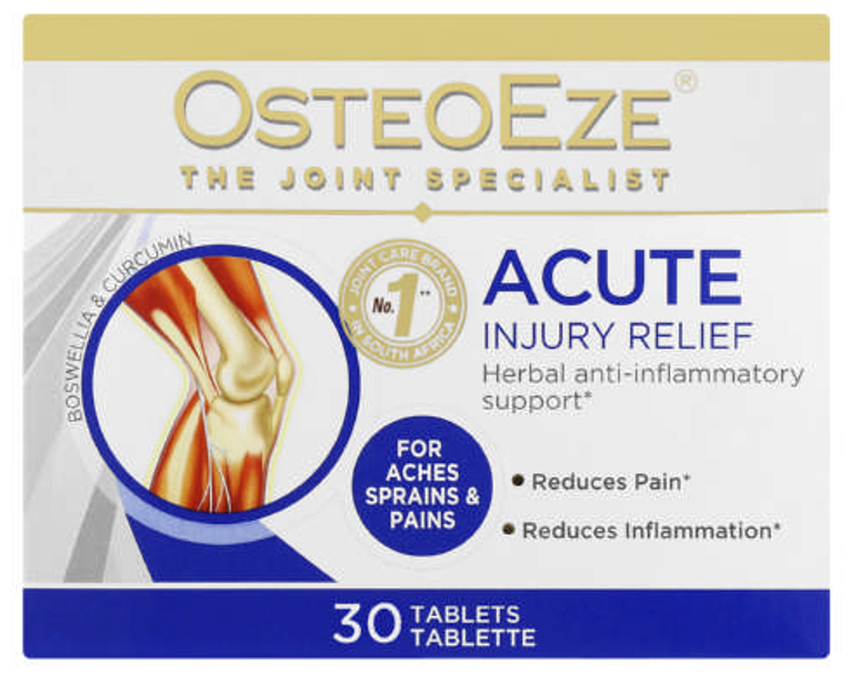 OsteoEze Acute Injury Relief
