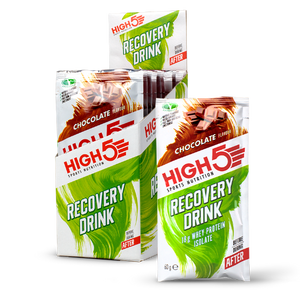 RECOVERY DRINK (9X60G) - CHOCOLATE