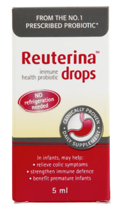 Reuterina Probiotic Drops 5ml