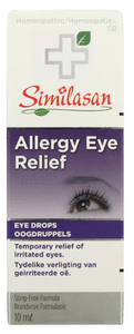 Similasan Allergy Eye Relief Eye Drops 10ml