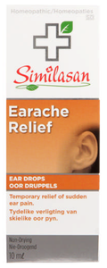 Similasan Earache Relief Ear Drops 10ml