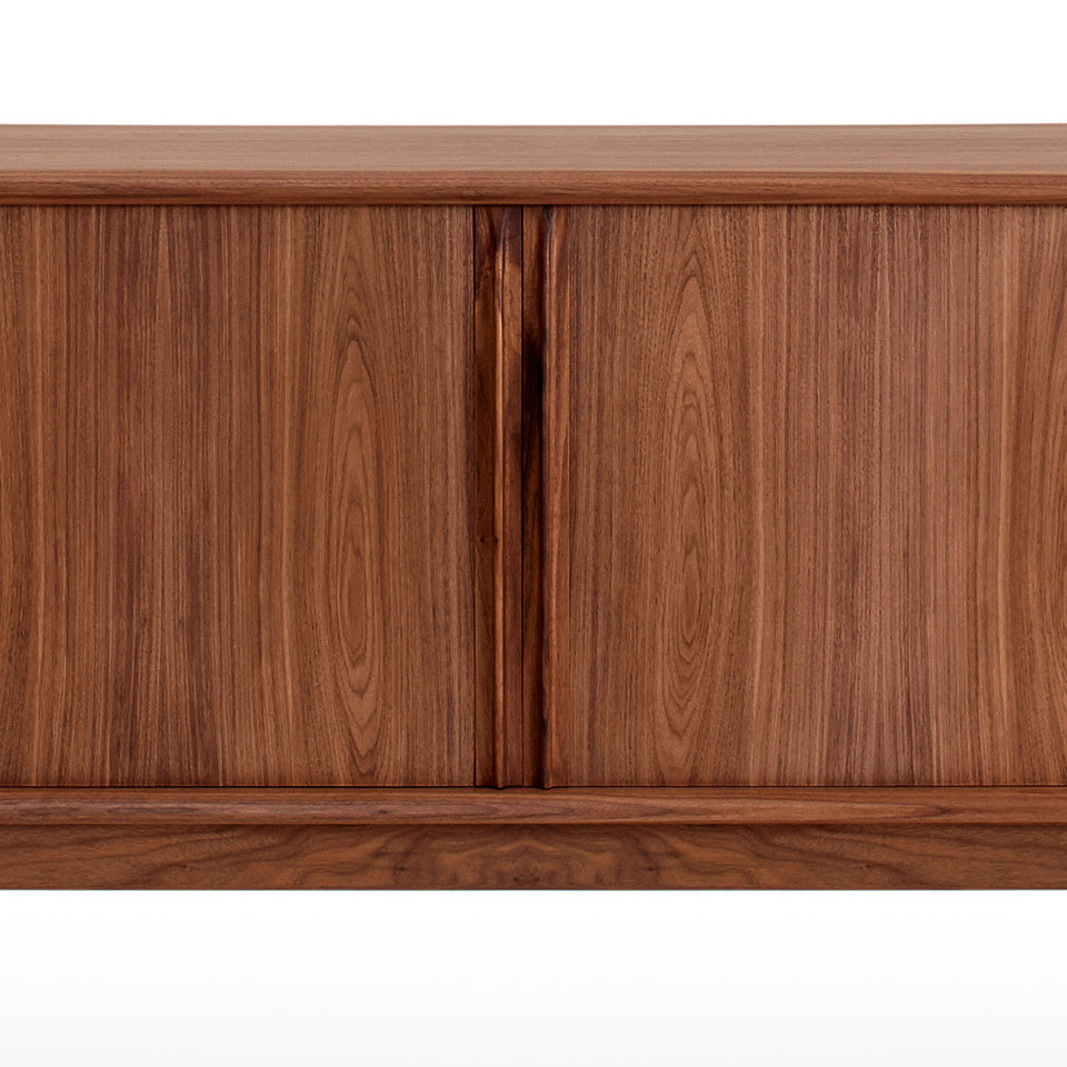Bernhard Peterson & Søn Walnut Credenza Model 156