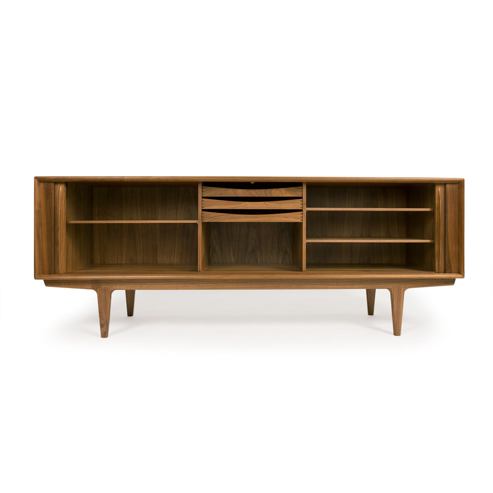 Bernhard Peterson & Søn Credenza Model 156 in Walnut