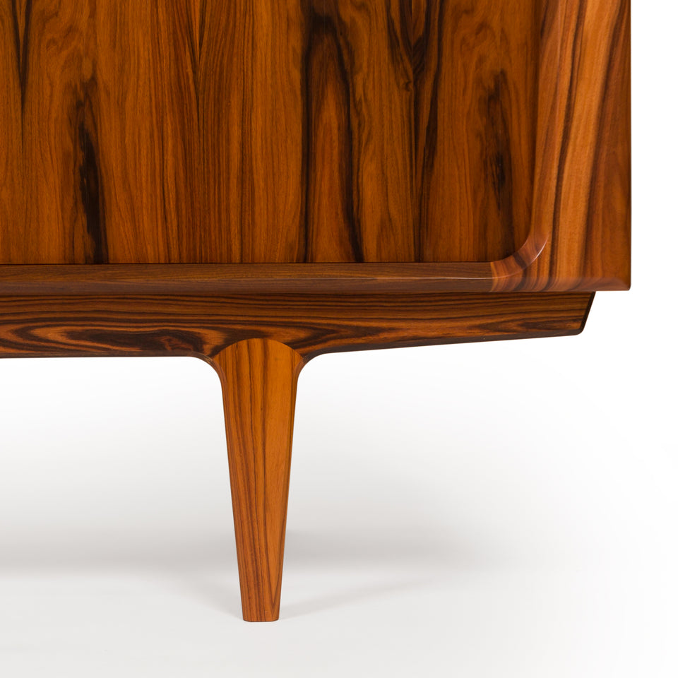 Bernhard Peterson & Søn Credenza Model 142 in Rosewood