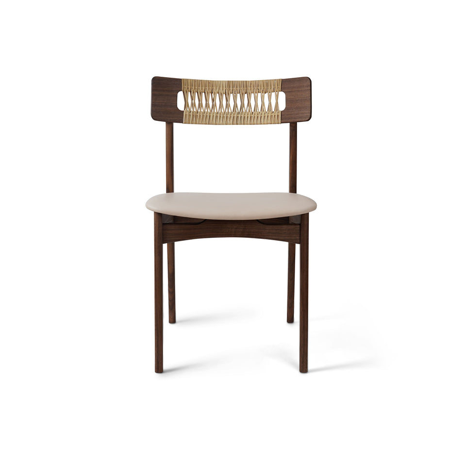 Bernhard Peterson & Søn Chair Model 140 Dinning Chair in Walnut