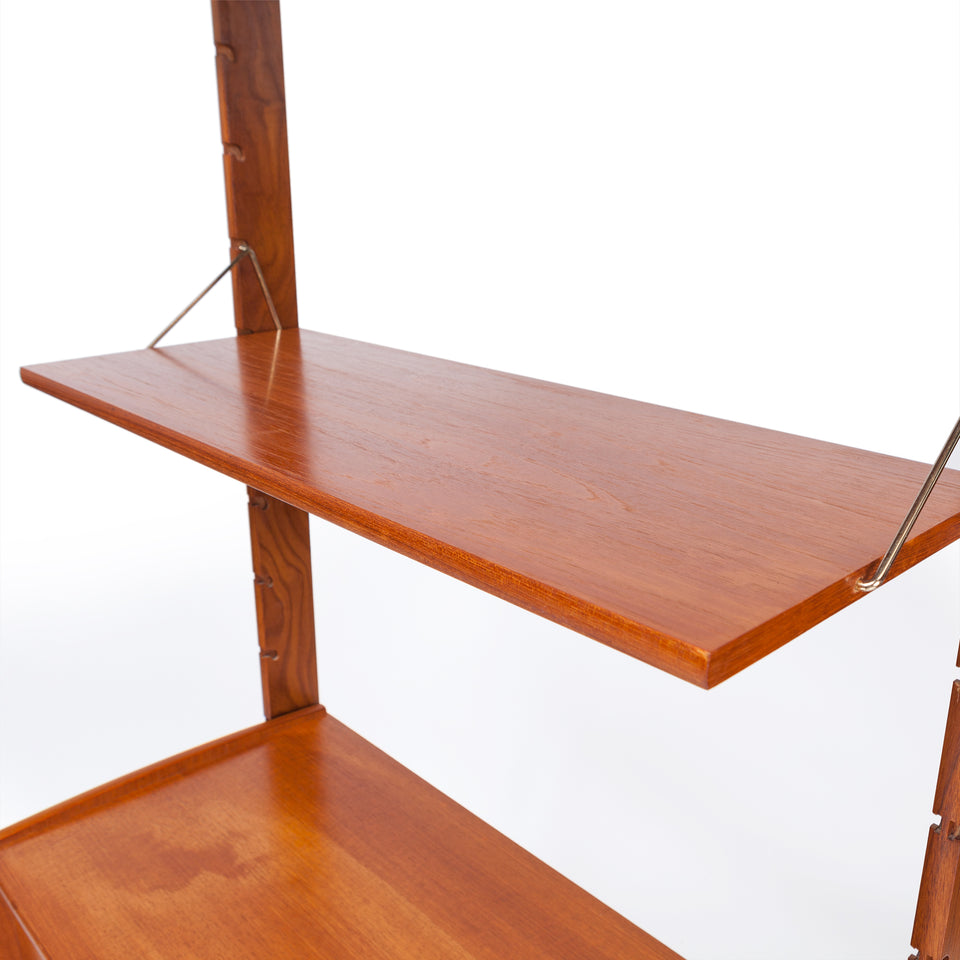 "Pair of Blindheim Mobelfabrikk ""ERGO"", Teak, by Jon Texmon Norway ca 1961"
