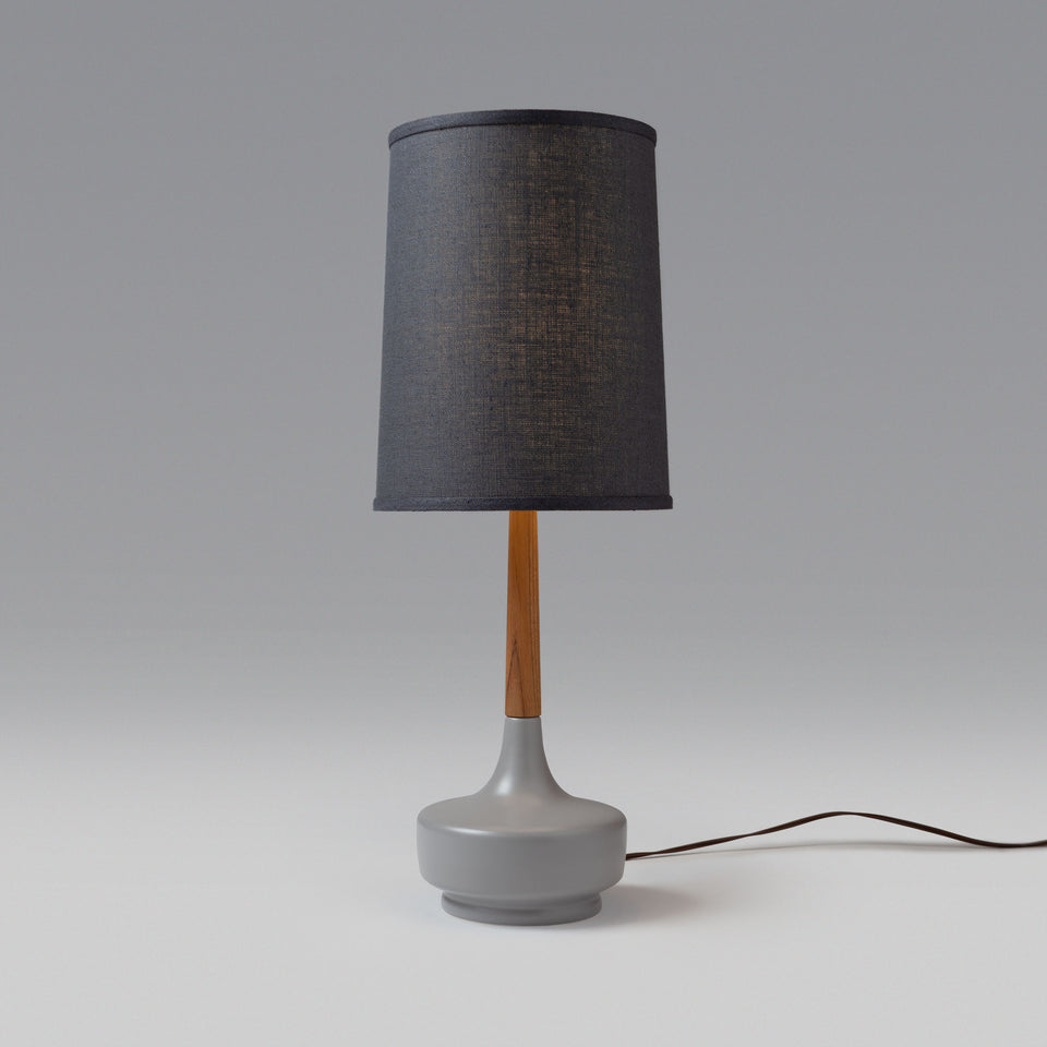 "Mid-Century Table Lamp ""Brooke Nantucket #1"""