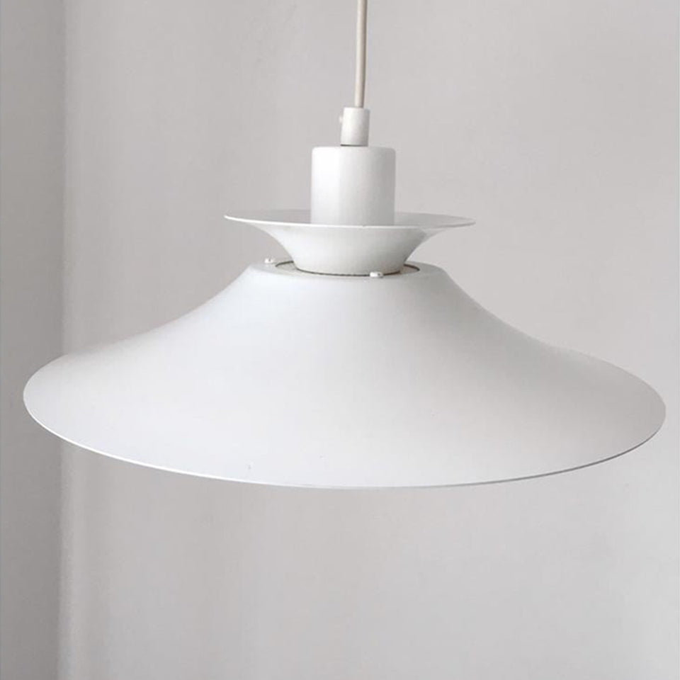 "Vintage Danish Mid-Century Pendant Light by JEKA ""Silhuet"""