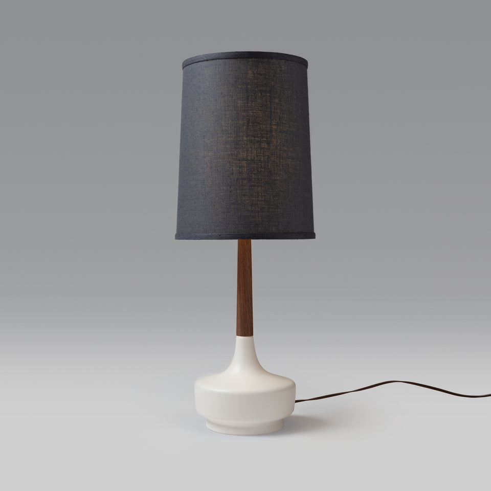"Mid-Century Table Lamp ""Brooke Marin"""