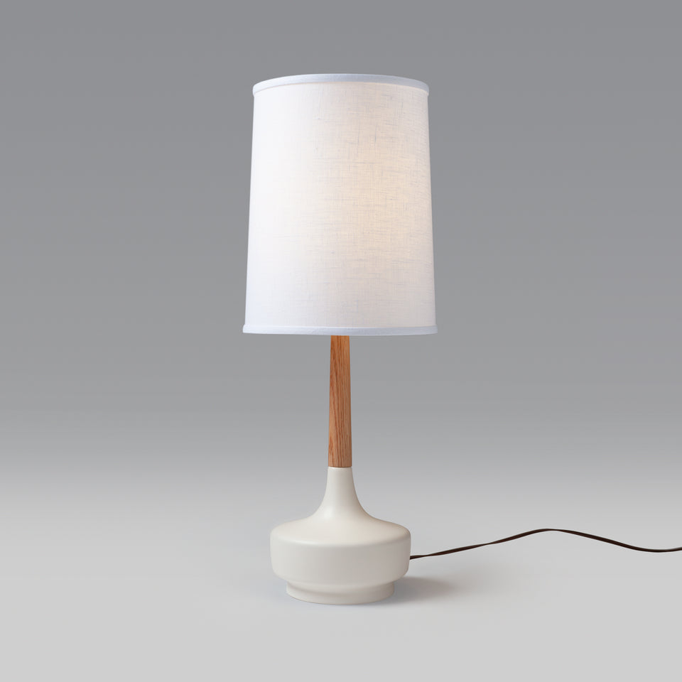 "Mid-Century Table Lamp ""Brooke Palm Springs"""