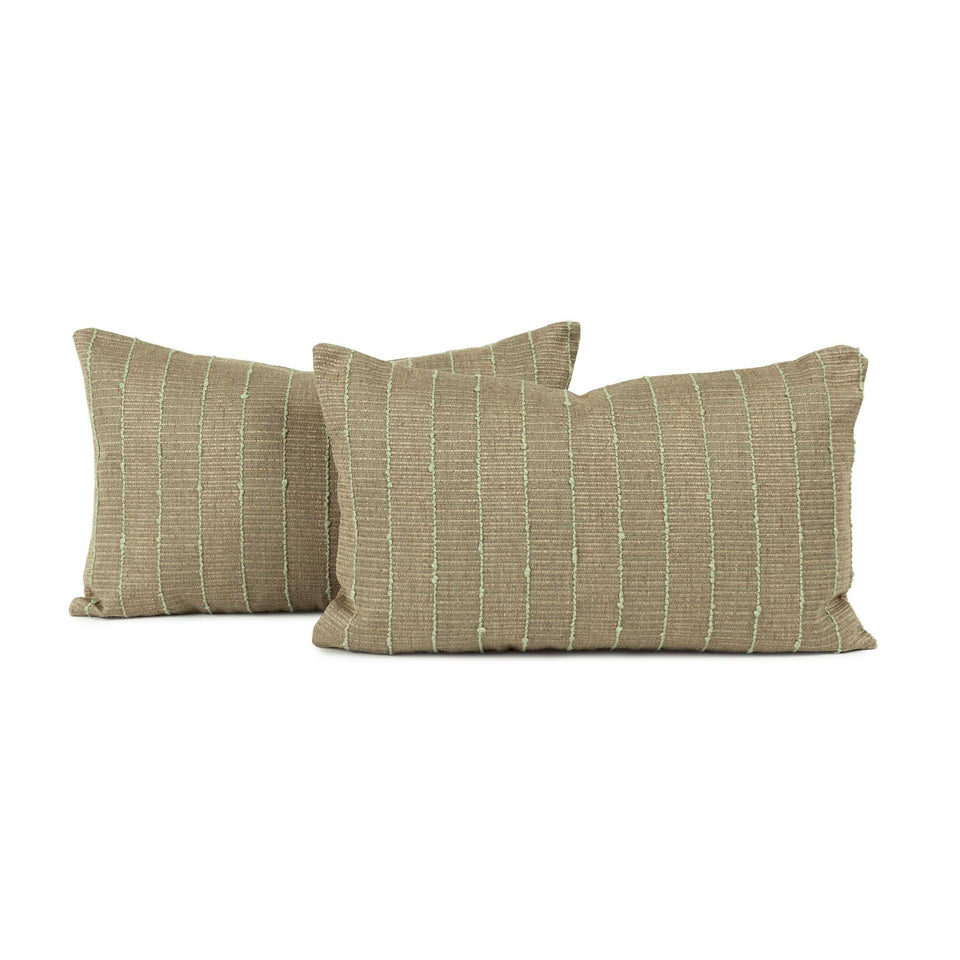 Mid-Century Modern Lumbar Pillow Cover (pair)