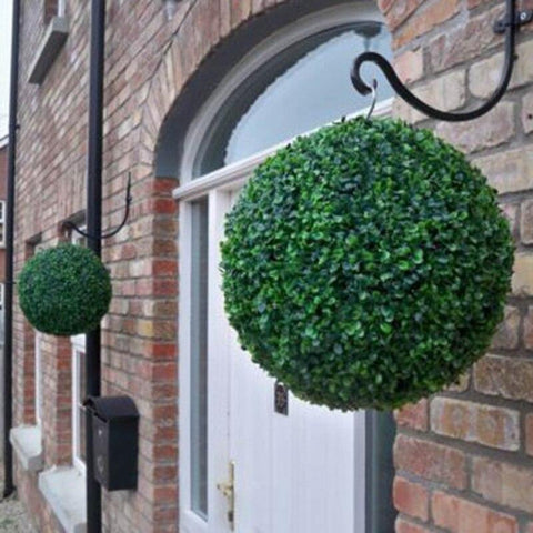 Grass Ball Topiary