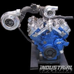 Duramax LLY Industrial Injection Race Long Block