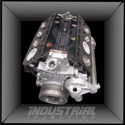 Duramax LLY Industrial Injection Race Performance Short Block