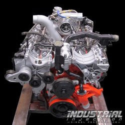 Duramax LMM Industrial Injection Street Long Block