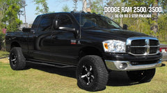 Running Boards 2004.5-2007.5 5.9L